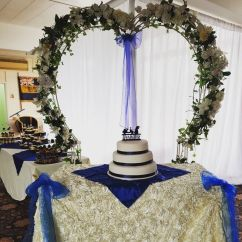 Wedding Chair Cover Hire Bournemouth Stool Round From 1 Including Organza Sash Bows Centerpieces 5
