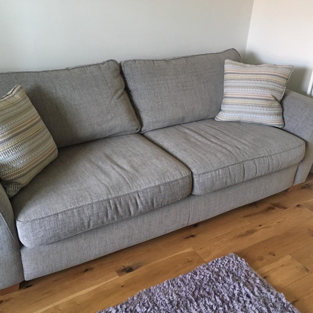sophia sofa range dfs brown leather corner 3 seater in ipswich suffolk