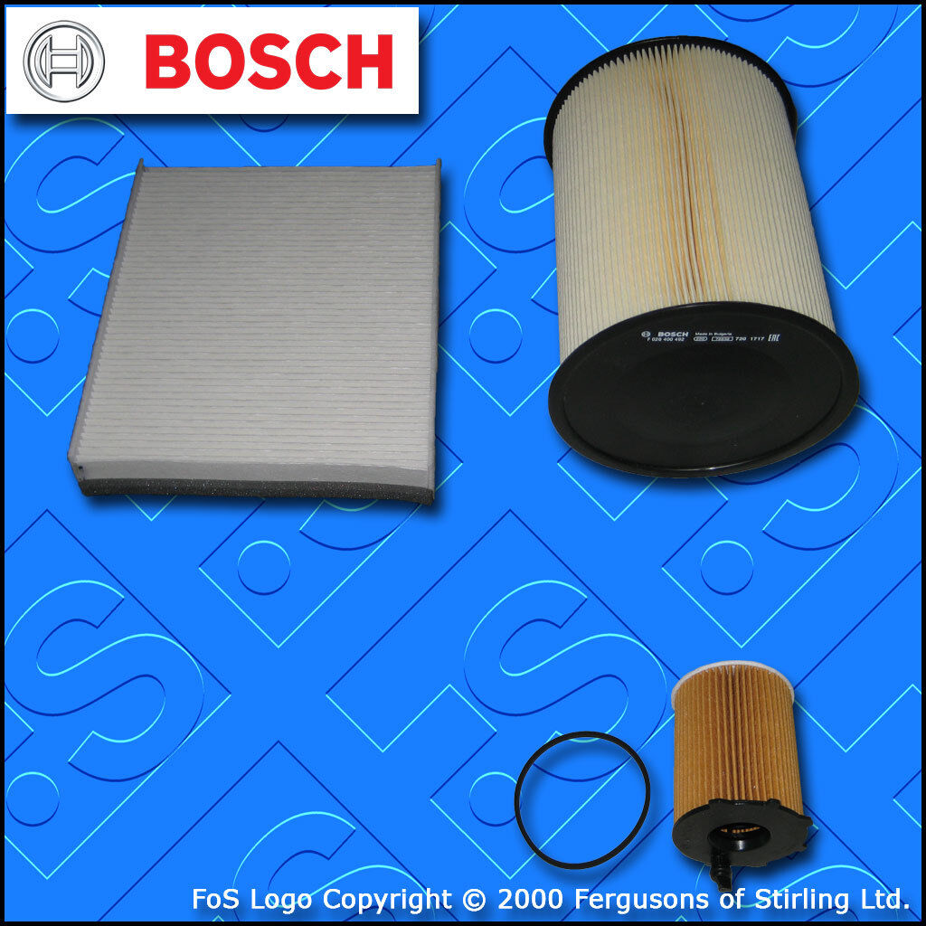 hight resolution of details about service kit for ford focus mk3 1 6 tdci bosch oil air fuel filters 2010 2017