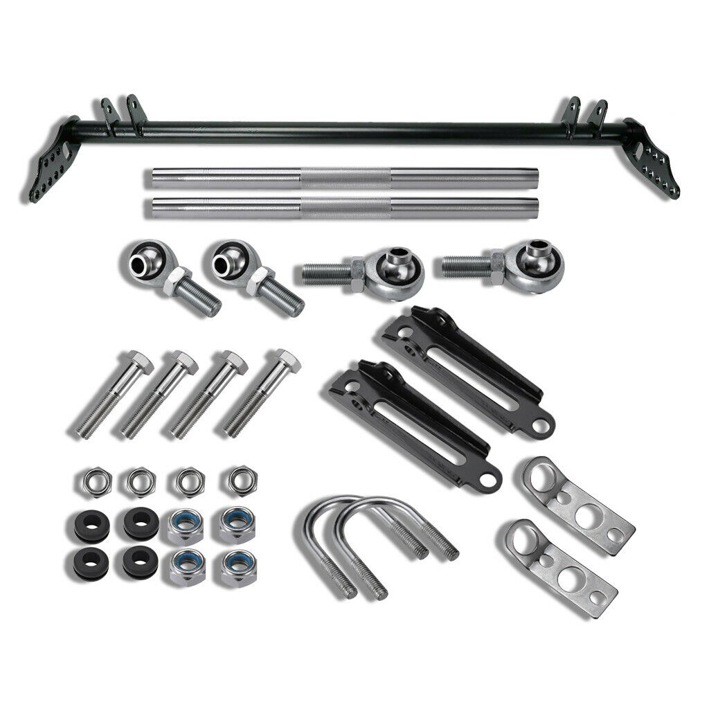 94-01 Front Traction Control Tie Bar Kit For Honda Civic