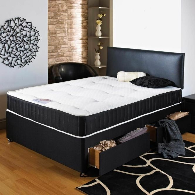 Brand New Double Bed Single