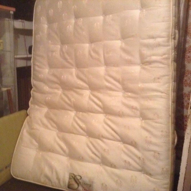 King Size Mattress Quality Item 75 00 Comfort Personified