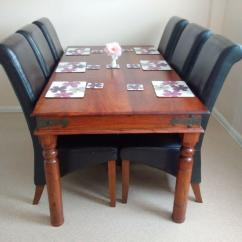 Dining Room Table And Chairs Gumtree Portable Back Support For Chair In Gorleston Norfolk