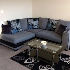 2 Seater Leather Sofas At Dfs Contemporary Fabric Scs Danni Corner Sofa | In Great Yarmouth, Norfolk Gumtree