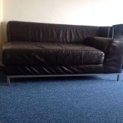 Kramfors Leather Sofa Liquidation Beds Ikea Low Price In Brighton East
