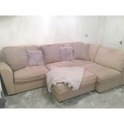 Dfs Sofas That Come Apart Florence Knoll Sofa Bed Furniture Village Fable L Shape In Natural Open To