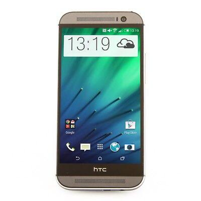 HTC One M8 grau 16GB 5 Mpix Android Smartphone 5 Zoll Display