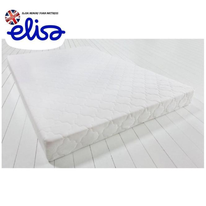 Elisa Single Memory Foam Mattress Uk Manufactured