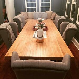 kitchen and dining room tables valances for kitchens buy or sell table sets in prince edward island furniture custom bowling alley harvest