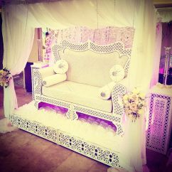 Wedding Stage Chairs 24 Hour Engagement Mendhi Backdrops Bridal Sofas