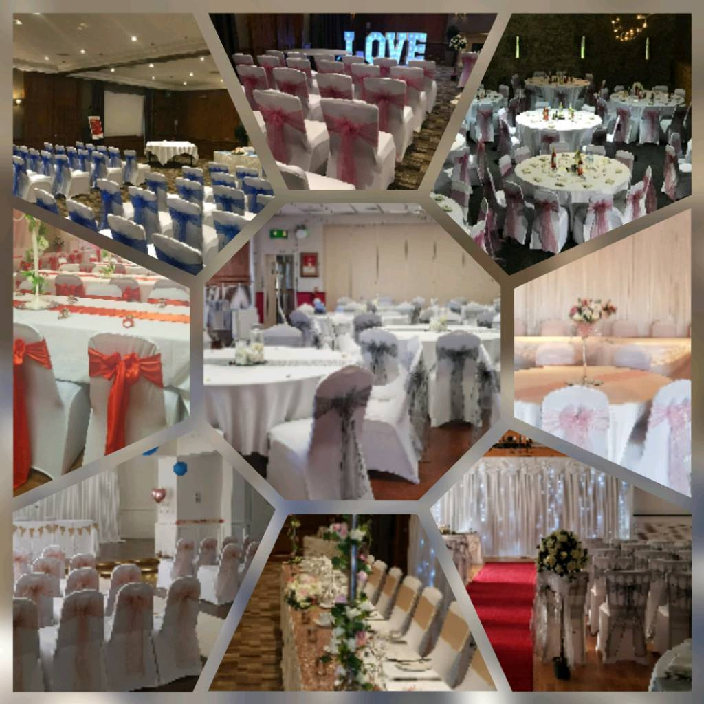 chair covers and sashes hire for high back dining chairs wedding cover with sash in denmead hampshire gumtree description d i y of