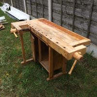 Sjobergs 2 vice Woodwork Bench. | in Manchester | Gumtree