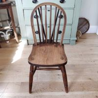 Spindle Back Chairs Antique | Antique Furniture