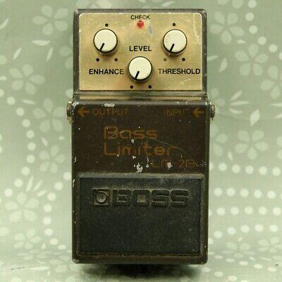 BOSS LM-2B Bass Limiter Vintage Bass guitar effect pedal (AG39460)
