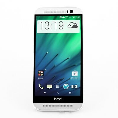 HTC One M8 silber 16GB 5 Mpix Android Smartphone 5 Zoll Display