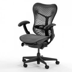 High Quality Office Chairs Ergonomic Armless Chair Herman Miller Mirra Task Executive