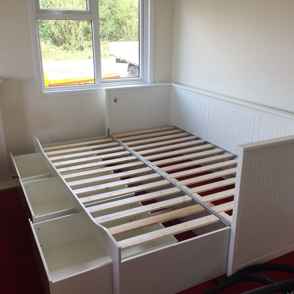 sofa beds on gumtree how to make a table out of pallets ikea hemnes daybed | in ormskirk, lancashire