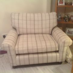 Sofas Laura Ashley Furniture Bright Green Sofa Bed 2 Seater And 1 Snuggler Chair Cream Check In