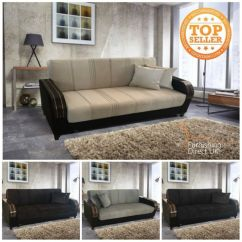 Sofa Bed Next Day Delivery London Hunter Green Covers Turkish Uk Baci Living Room