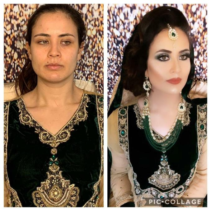 pro bridal/party makeup artist and hairstylist.reasonable