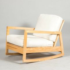 Ikea White Rocking Chair Table And Chairs For Sale Cheap Cushioned In Aberdeenshire Gumtree