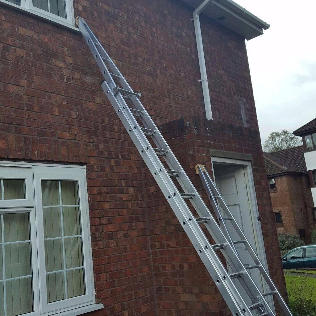 Window cleaning ladders  Ramsay  in Maidenhead