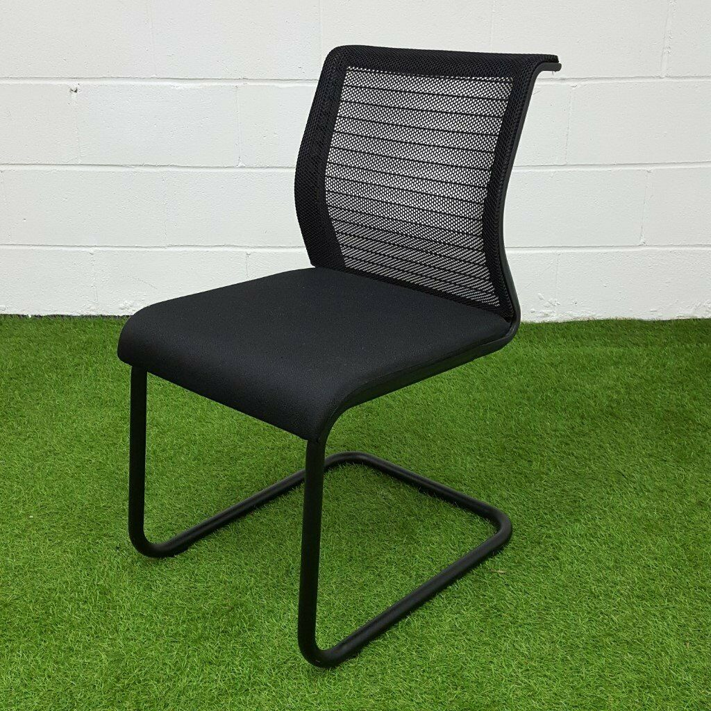 Steelcase Think Chair Steelcase Think Meeting Chair 4 Available In Chester Cheshire Gumtree