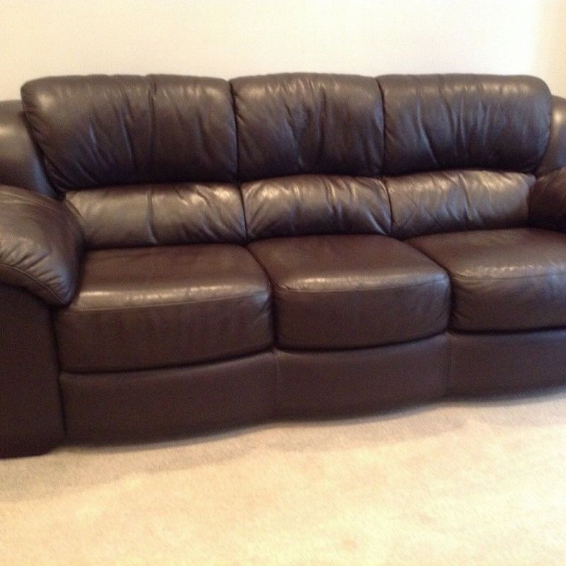 Leather Sofa Norwich Gumtree