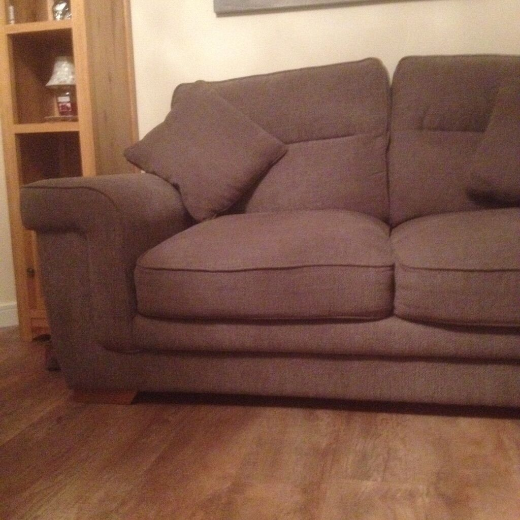 3 seater recliner sofa sale single bed oakfurnitureland kirby three and two sofas for