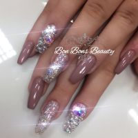 Acrylic Nails Chrome | Best Nail Designs 2018