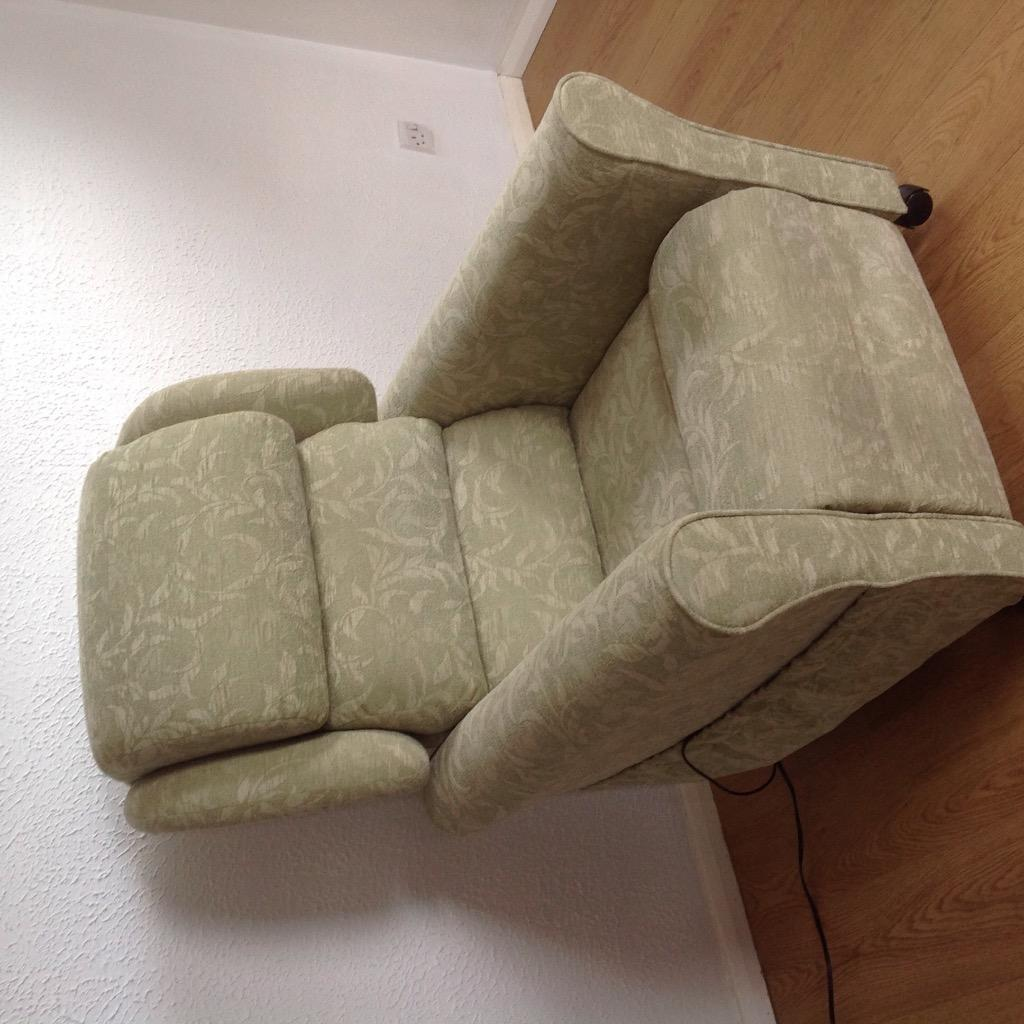 armchair covers argos wheelchair ramp accessories sherborne rise and recline electric chair excellent condition | in bulwell, nottinghamshire ...
