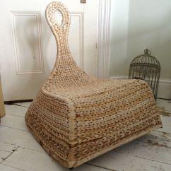 Ikea Bar Chair Childrens Office Rocking Chair, Rattan, Wicker, Gullholmen | In Southsea, Hampshire Gumtree