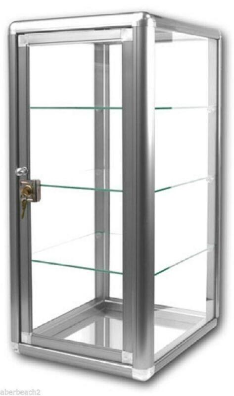 Locking Retail Display Case  eBay