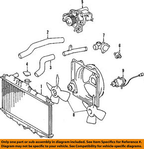 Toyota Tercel Radiator | eBay
