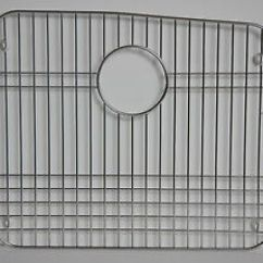 Kitchen Sink Rack Inexpensive Island Kohler Ebay Lakefield Replacement 6011 St Stainless Steel