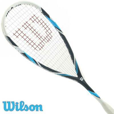 Wilson PRO TEAM - Power Squashracket 496 cm², 150 g - Auslaufpreis