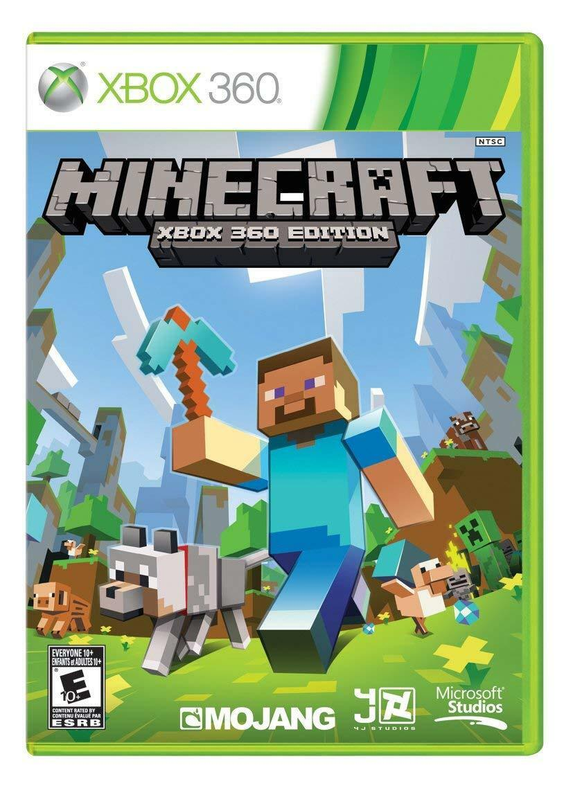 Minecraft Adventure Maps Xbox360 : minecraft, adventure, xbox360, Minecraft, Edition, [Microsoft, Online, Sandbox, Adventure], 885370620313