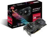 ASUS Radeon RX 570 4GB GDDR5 Graphics Card (ROG-STRIX-RX570-O4G-GAMING)