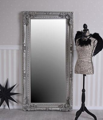 Spiegel XXL Standspiegel Barock Ankleidespiegel Ganzkörperspiegel Wandspiegel
