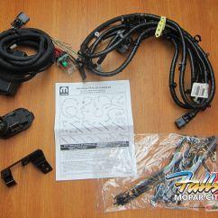 U Haul 4 Way Flat Wiring Diagram Electric Of Car Wrg 0325 8 Pin Trailer Harness Chrysler