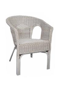 White Wicker Furniture | eBay