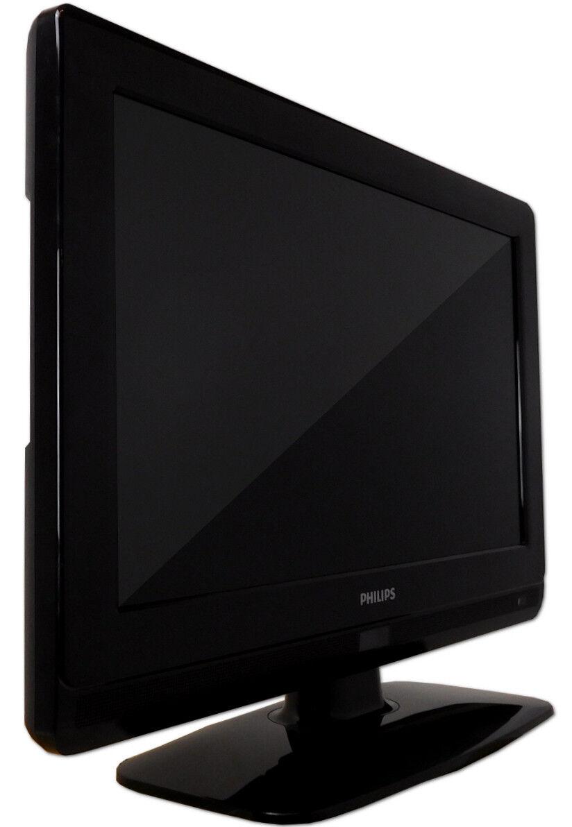 PHILIPS 55,9 cm (22 Zoll) Fernseher TV LED LCD DVB-T/C HD-Ready HDMI USB CI+