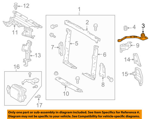toyota rav4 exhaust system diagram 2001 pontiac aztek stereo wiring parts all data 2010 radiator support great installation 2008