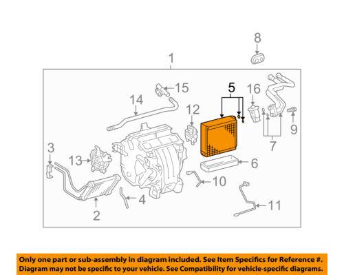 02 Toyota Camry Ac Diagram