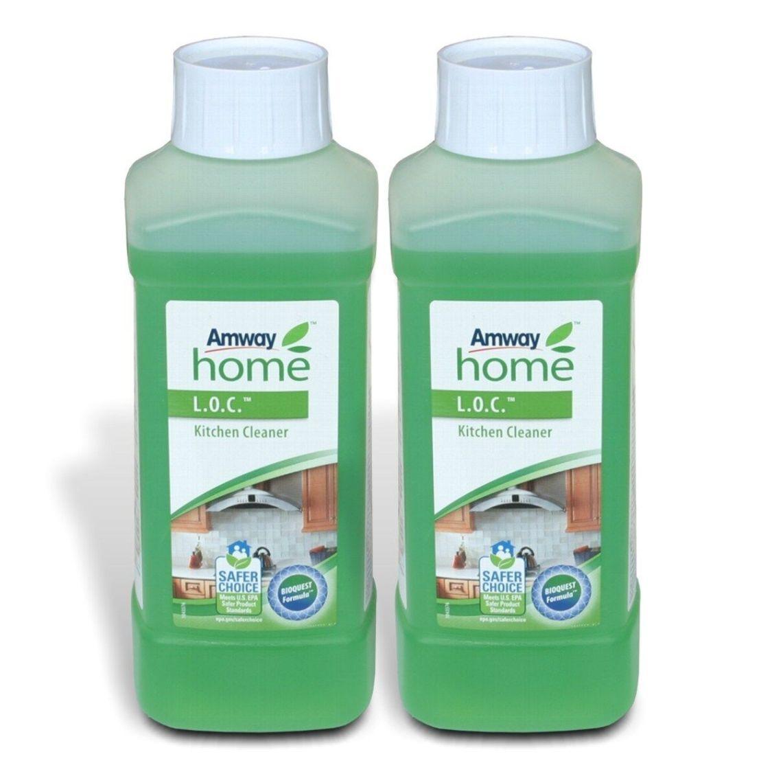 2x AMWAY Home™ - LOC™ - Kitchen Cleaner - Küchenreiniger - Reiniger - 2 x 500ml