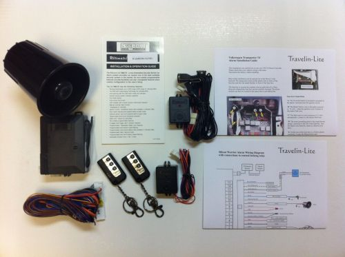 small resolution of details about for vw t4 transporter caravelle alarm system brand new