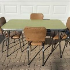 Vintage Kitchen Chairs Green Decor Chair Kijiji In Winnipeg Buy Sell Save With Arborite Table And 4 Reduced