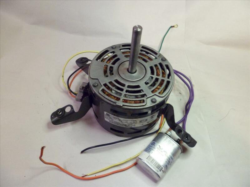 110 Volt Wiring Diagram For Ac Emerson Blower Motor Ebay