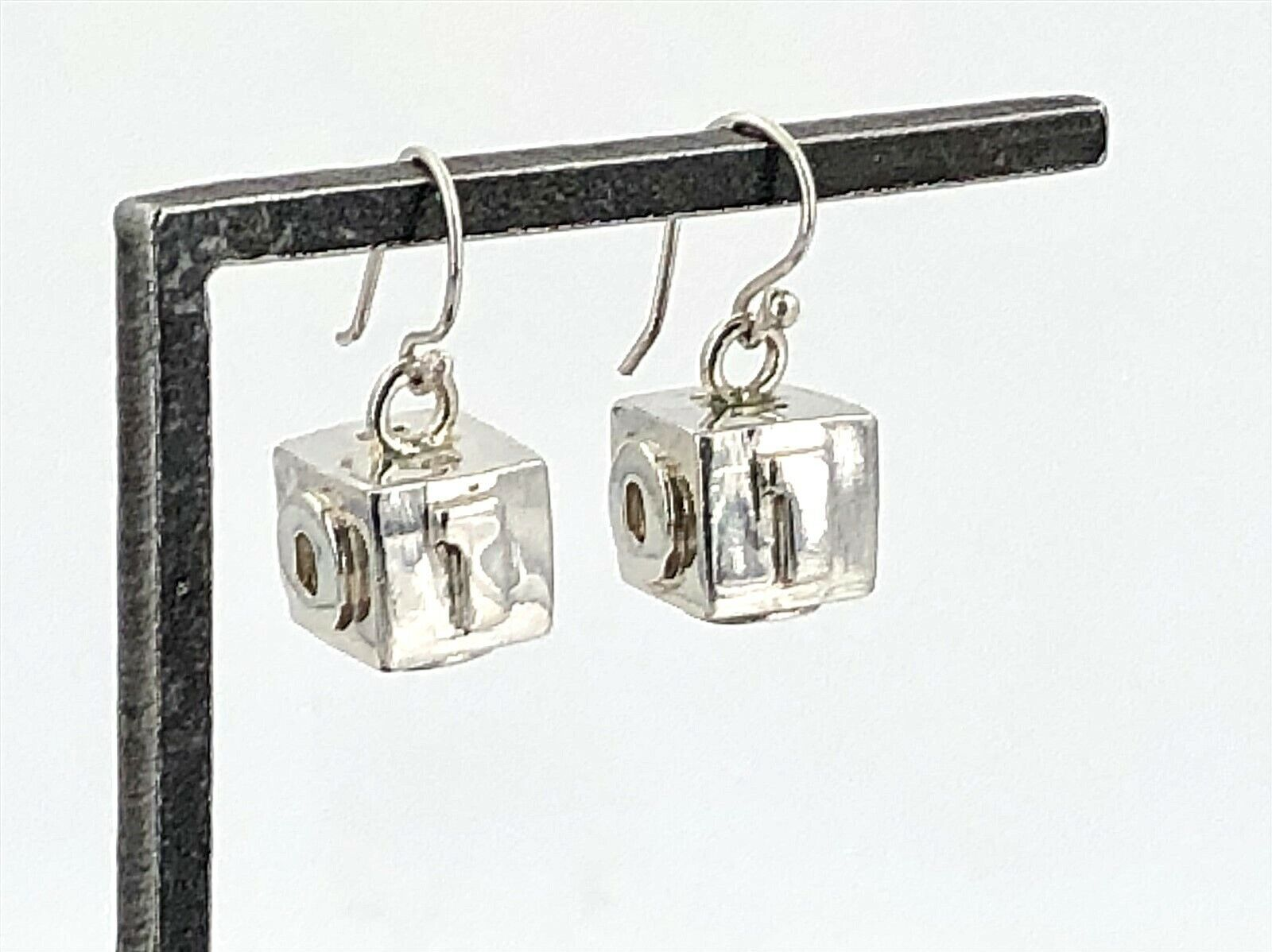 Sma Sterling Silver Petite Dangling Computer Code 1 S Amp 0