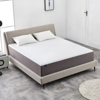 10 Inch Queen Size Memory Foam Mattress With More Pressure Relief - Bed In A Box